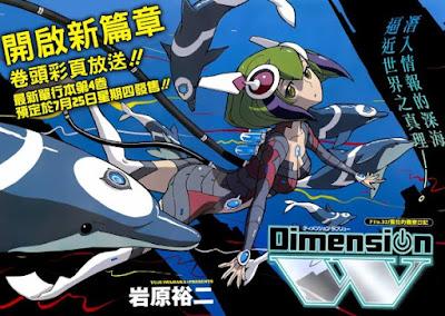"""Reseña del Blu-ray de """"Dimension W"""" [Selecta Visión]"""