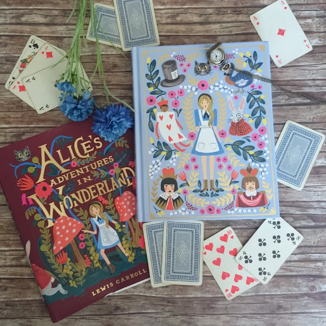 [Books] Lewis Carroll - Alice´s Adventures in Wonderland - 150th Anniversary Edition illustrated by Anna Bond