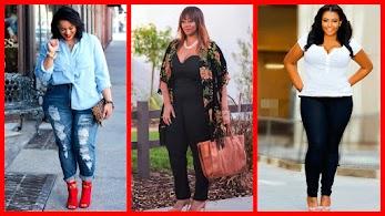 Consejos de moda para gorditas- pantalones aefd9cc74522
