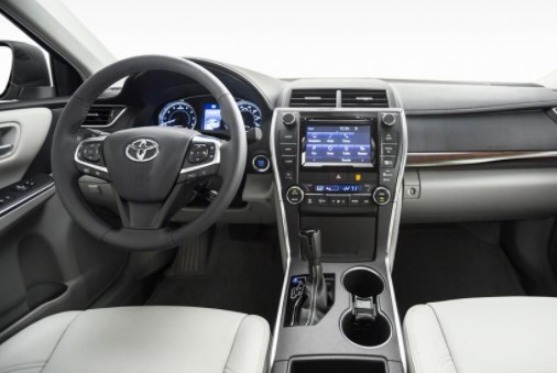 2020 Toyota Camry Model Lineup