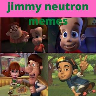 jimmy neutron memes