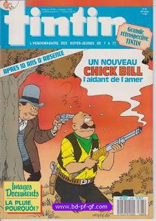 Tintin fascicule