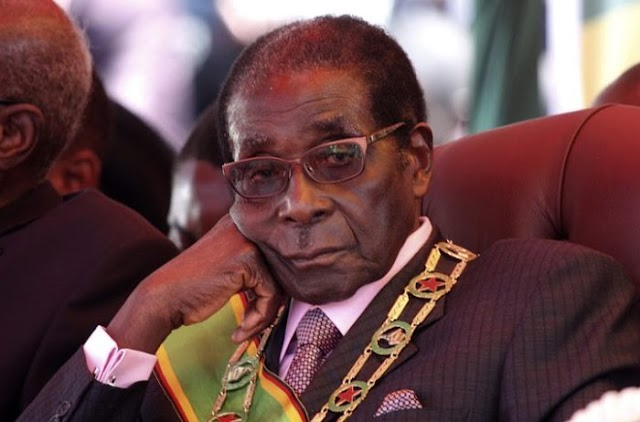 Ex Zimbabwe President, Robert Mugabe Dies.