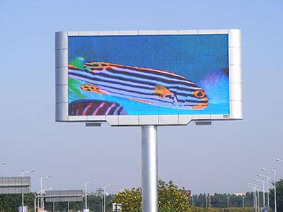 màn hình led p10 ngoài trời