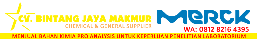 Supplier Bahan Kimia Pro Analysis (p.a.)