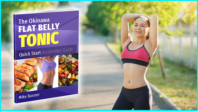 Okinawa Flat Belly Tonic reviews - Okinawa Tonic For Flat Belly
