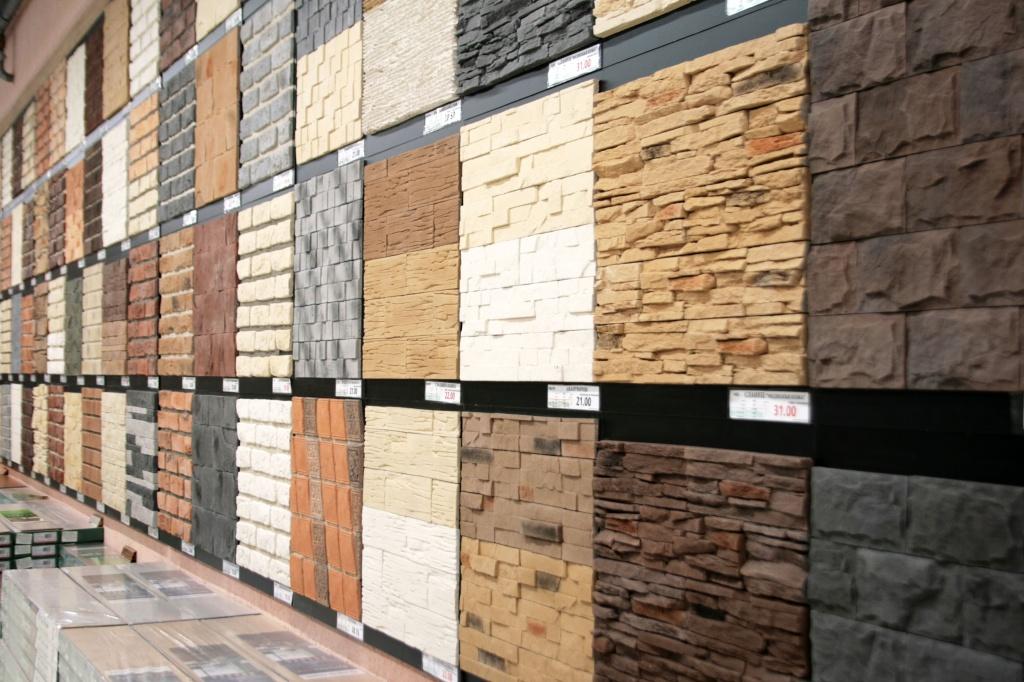 Manufacturing of decorative stone
