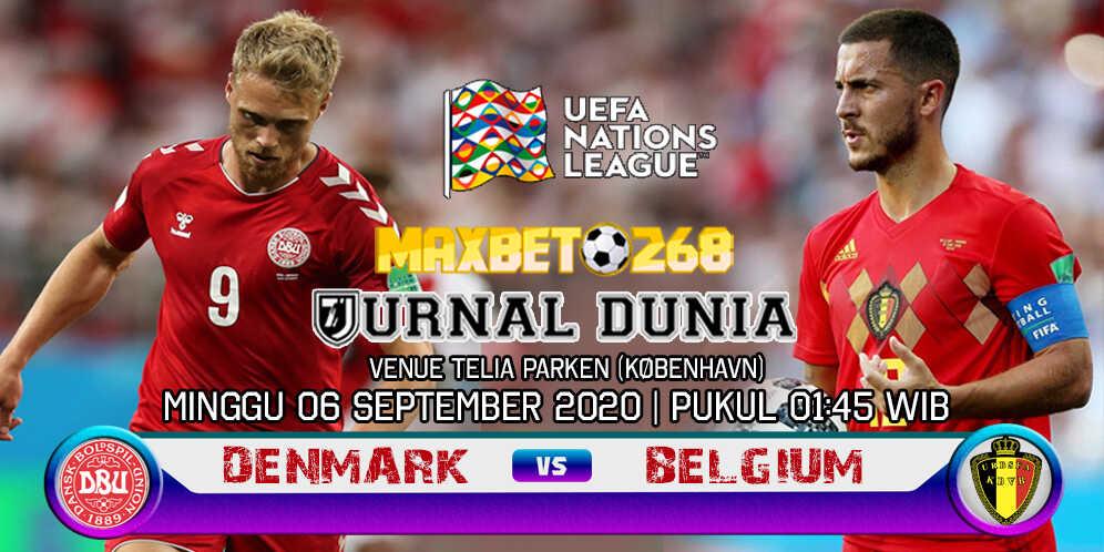 Prediksi Denmark Vs Belgia 06 September 2020 Pukul 01.45 WIB