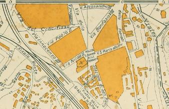 Via Bonifacio VIII Mappa Marino Gigli