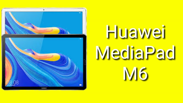 Huawei MatePad M6 Tab