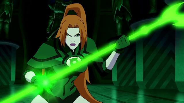 Green Lantern: Emerald Knights (2011) Full Movie [English-DD5.1] 720p BluRay ESubs Download