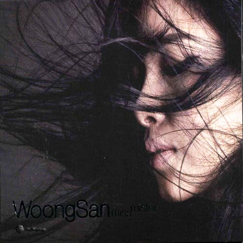 Woongsan – Miss Mister (1st Special Gift Album)