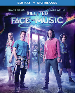 Bill & Ted Salvando el Universo [BD25] *Con Audio Latino