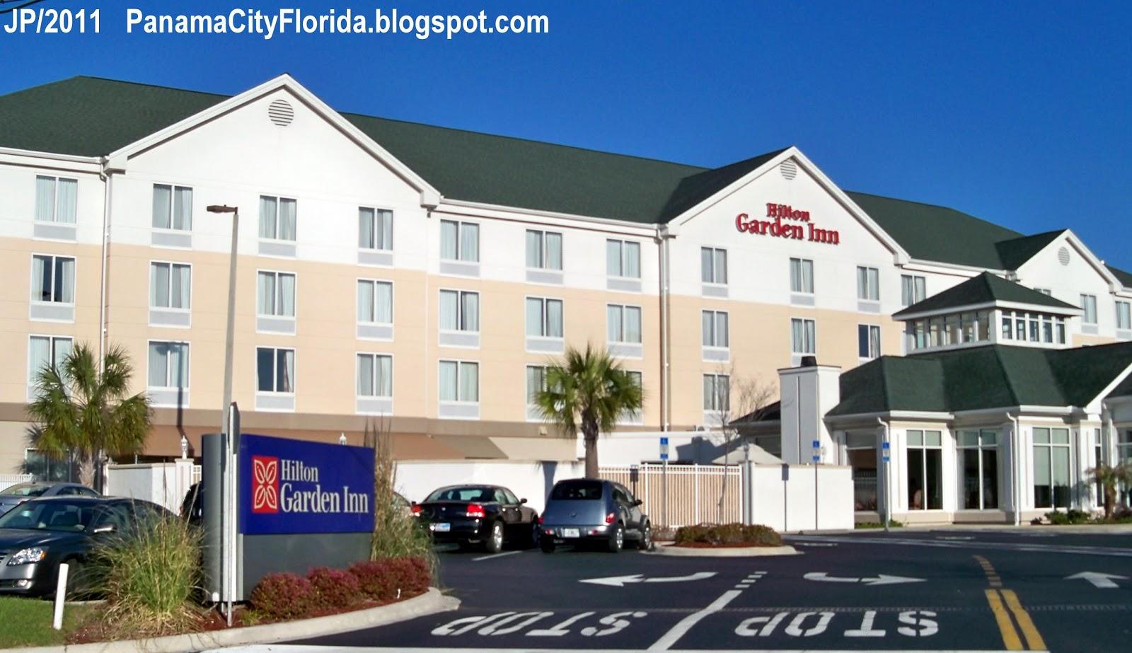 Hilton Garden Inn Panama City Florida Us Hwy 231 Hotel Lodging Bay County Fl