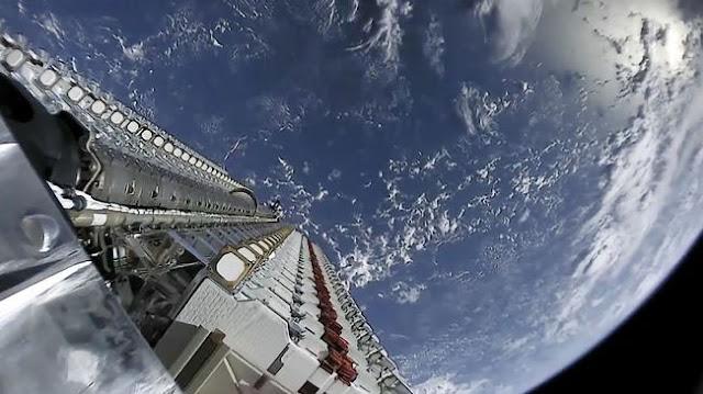 Starlink Satelliti