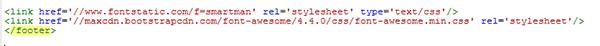 كيفية تاجيل تحميل ملفات السي اس اس CSS