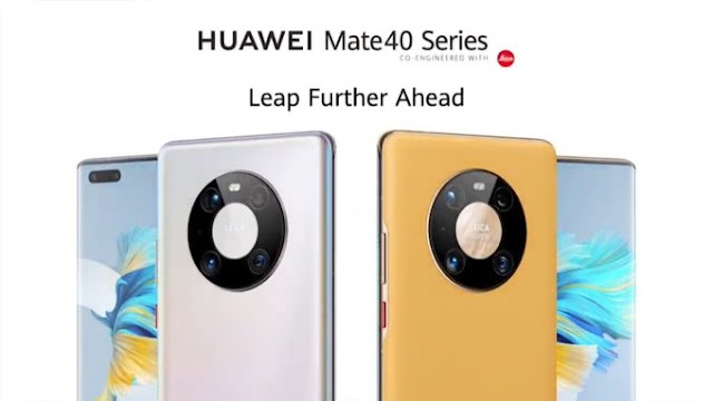 Huawei Mate 40 Pro vs Mate 40 Pro + vs Mate 40 RS : Spec Comparison
