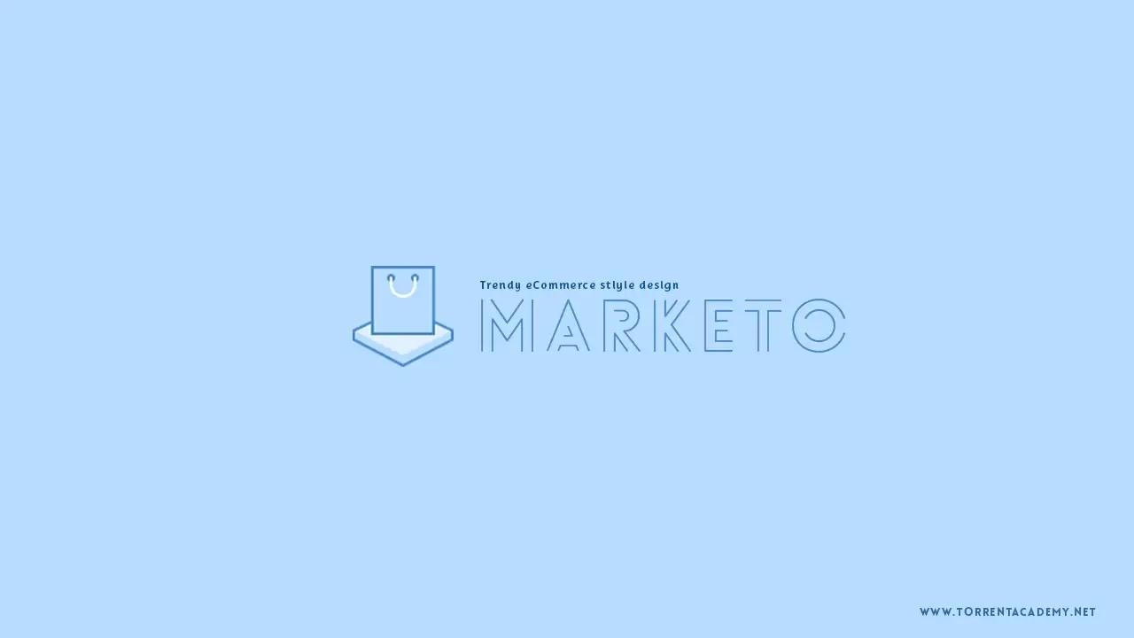 Marketo eCommerce WordPress Theme