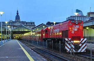 Quejas de los pasajeros por nuevos horarios del Belgrano Norte