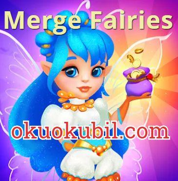 Merge Fairies- Best Idle Clicker v1.1.15 Sınırsız Para Mod Apk İndir 2020