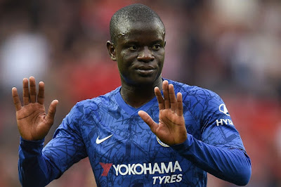 Transfer News: Chelsea prepared to sell N'Golo Kante