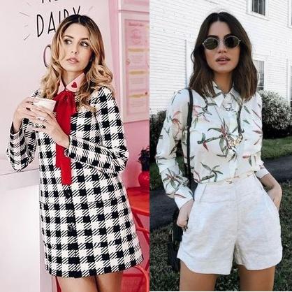Tendência Preppy Style, Vanessa Tilley, Camila Coelho