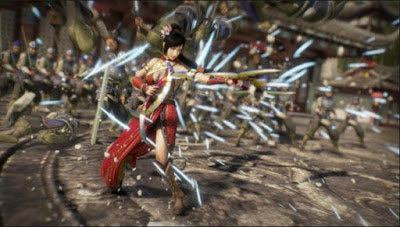 Download Dynasty Warriors 9 PC Full Version Repack  Terbaru Gratis