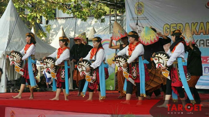 Bupati Haryanto : GSMS Upaya Tangkis Kepunahan Seni dan Budaya