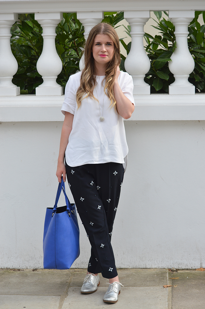 oasis statement trousers fashion bloggers