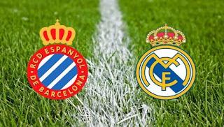 موعد مباراة ريال مدريد واسبانيول  بتاريخ 28-06-2020 الدوري الاسباني