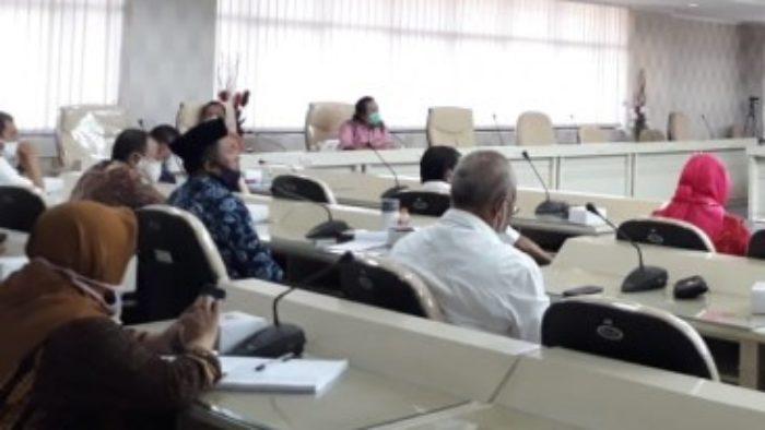 DPRD Lampung Lakukan Rapat Dengar Pendapat dengan WALHI