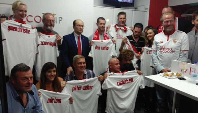 Juego de Tronos dispara la marca Sevilla FC