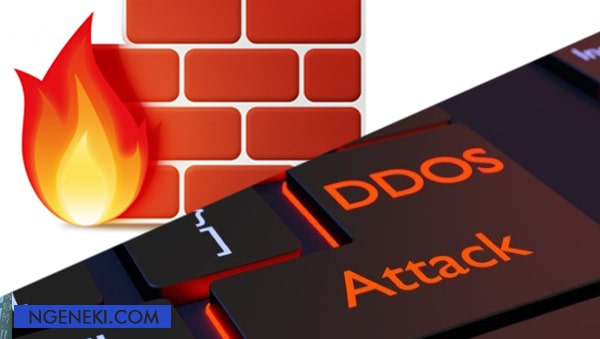 Firewall dan DDos