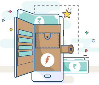 FreeCharge Add Money Cashback Offer - Get 5% Cashback On Add Money On FreeCharge