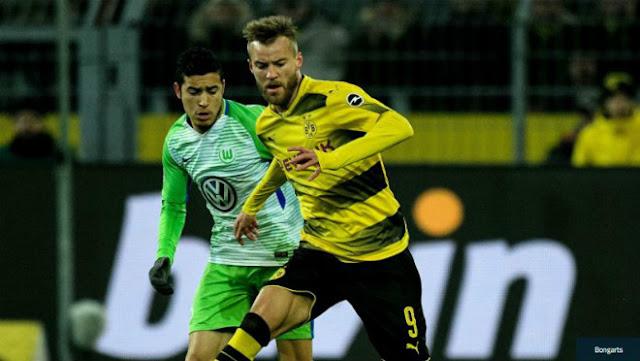 Video Dortmund - Wolfsburg: Lỡ cơ hội vàng, ôm hận cay đắng