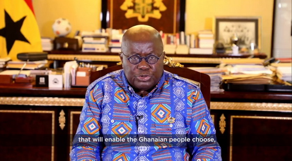 We have good reasons to be thankful to God in 2019 – President Akufo-Addo touts successes in Christmas message