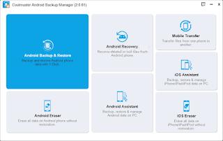 Cara backup data Android dengan android backup manager