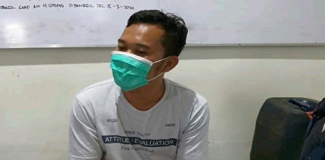 Purbo, Ketua RT yang Tolak Pemakaman Perawat Akhirnya Ditangkap Polisi