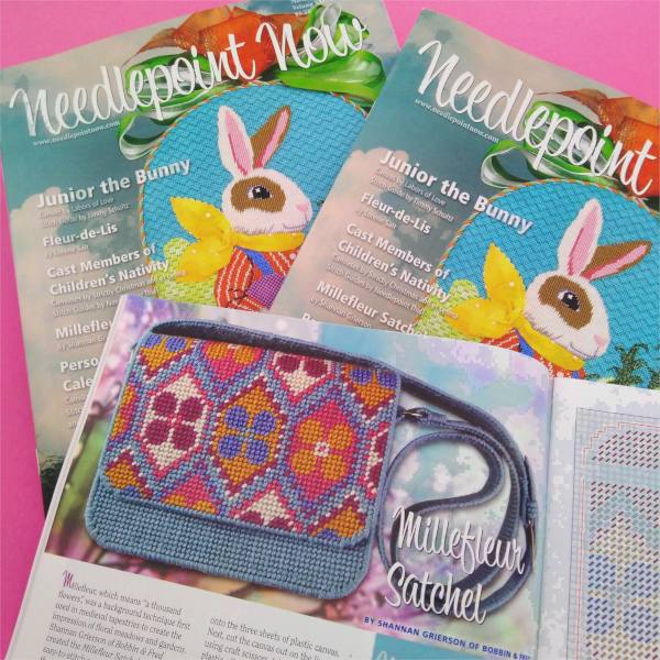 Issues of Needlepoint Now March/April 2019