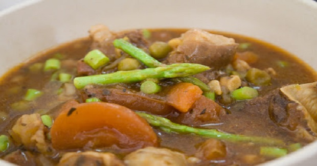 Rice Cooker Beef And Mutton Stew Recipe