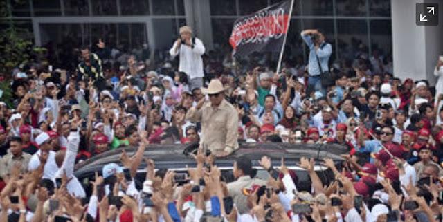 Benarkah HTI penumpang gelap Prabowo-Sandi?