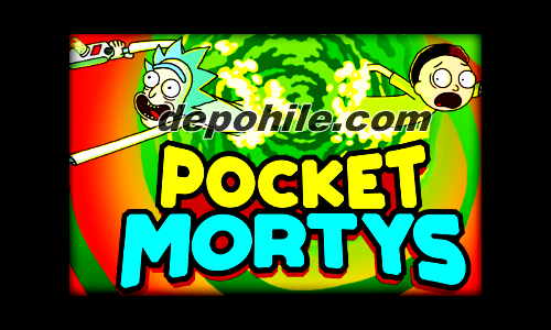 Rick and Morty Pocket Mortys v2.17.2 Para Hileli Apk İndir