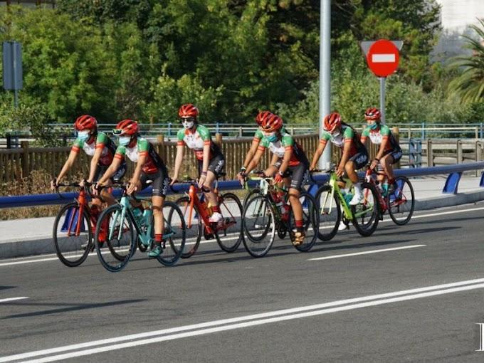 El equipo junior del Club Ciclista Meruelo participará en la Copa de las Naciones de Bizkaikoloreak