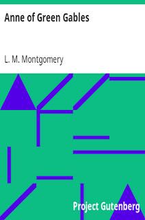 L. M. Montgomery - Anne of Green Gables -kirjan kansi