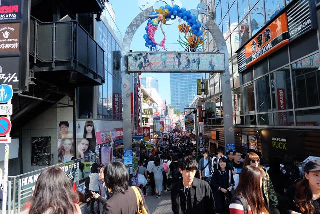 takeshita,street,harajuku,tokyo