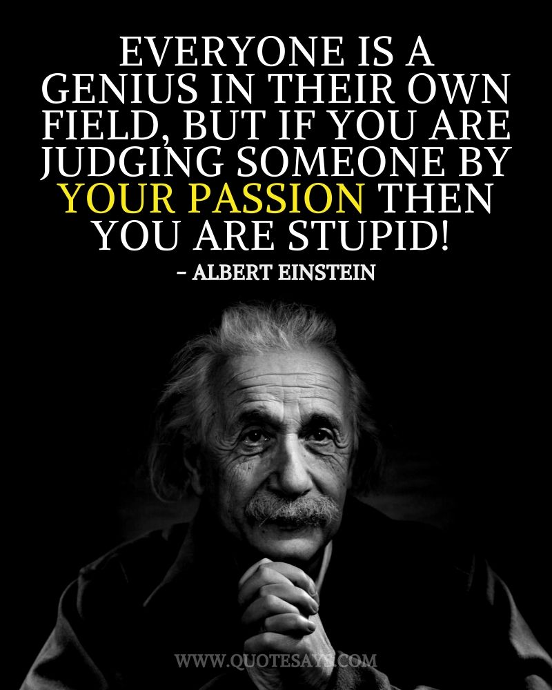 Quotes to be strong by famous People, Albert Einstein Quotes