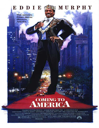 Ver Un príncipe en Nueva York (1988) Online