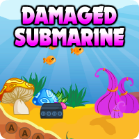 Play AvmGames Damaged Submarine Escape