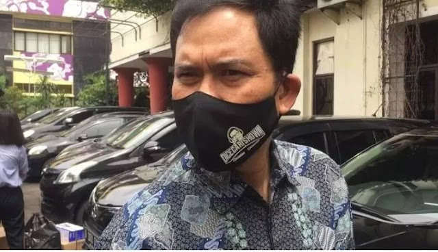 Laporannya Ditolak Polisi, Munarman: Itu Bukti Tebang Pilih Hukum Indonesia