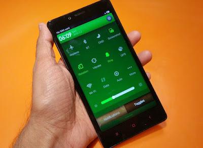Penampakan Xiaomi Redmi Note 2